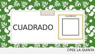 CUADERNO CUADRADO