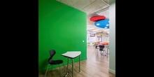 Aula del Futuro Giner y otros espacios transformados