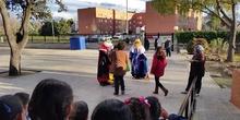 Los Reyes llegan al cole
