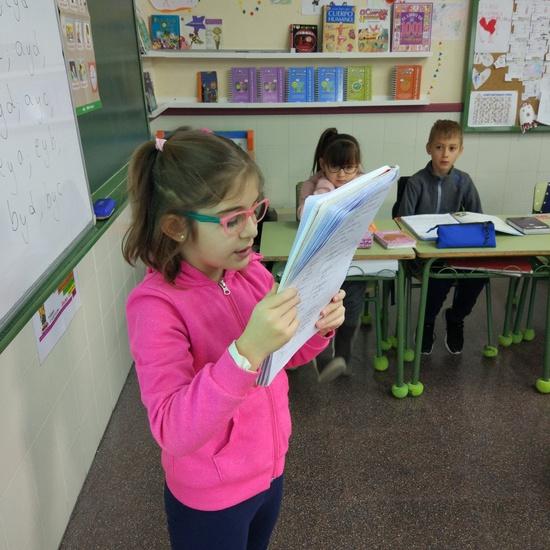 Expresión oral - Los textos expositivos (3º de primaria) 5