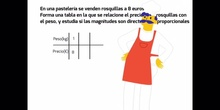 SECUNDARIA - 1º ESO - PROPORCIONES - MATEMÁTICAS - FORMACIÓN