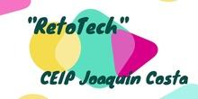 RetoTech CEIP Joaquín Costa, Madrid. 2020-2021