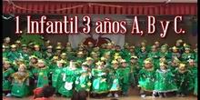 1. Infantil 3 años A-B-C (2017)