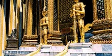 Guardianes, Bangkok, Tailandia