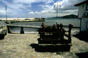 Antiguo varadero, Tazones, Principado de Asturias
