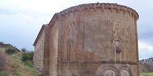 ábside de la Iglesia de Nuestra Sra del Castillo, Calatañazor, S