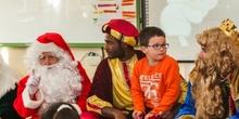 Los RRMM y Papá Noel en INF 5B 16