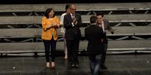 Acto de clausura del XIV Concurso de Coros Escolares de la Comunidad de Madrid (sesión de coros de excelencia) 4
