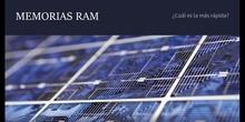 ¿Qué memoria RAM es más rápida?