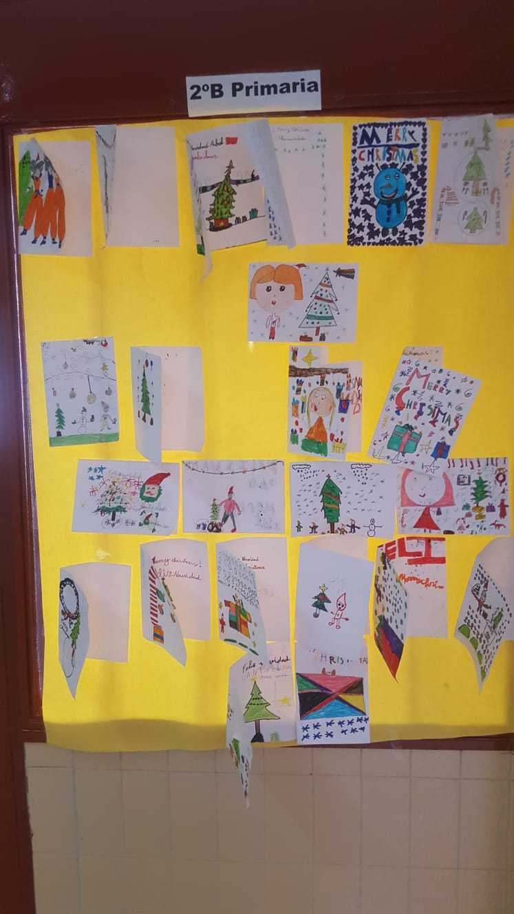 Decoración navideña centro 11