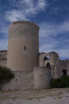 Torre del Homenaje del Castillo de Cuéllar, Segovia, Castilla y