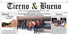 Periódico del Tierno Galván. Número I de noviembre de 2016