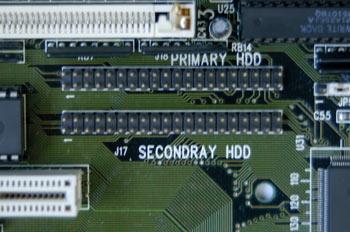 Conectores para unidades de disco duro (puerto IDE)