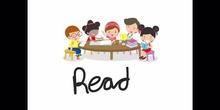 INFANTIL - 4 AÑOS - READING II - INGLÉS - FORMACIÓN