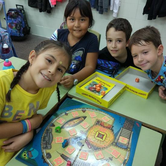 Juegos matemáticos 3º de primaria 9