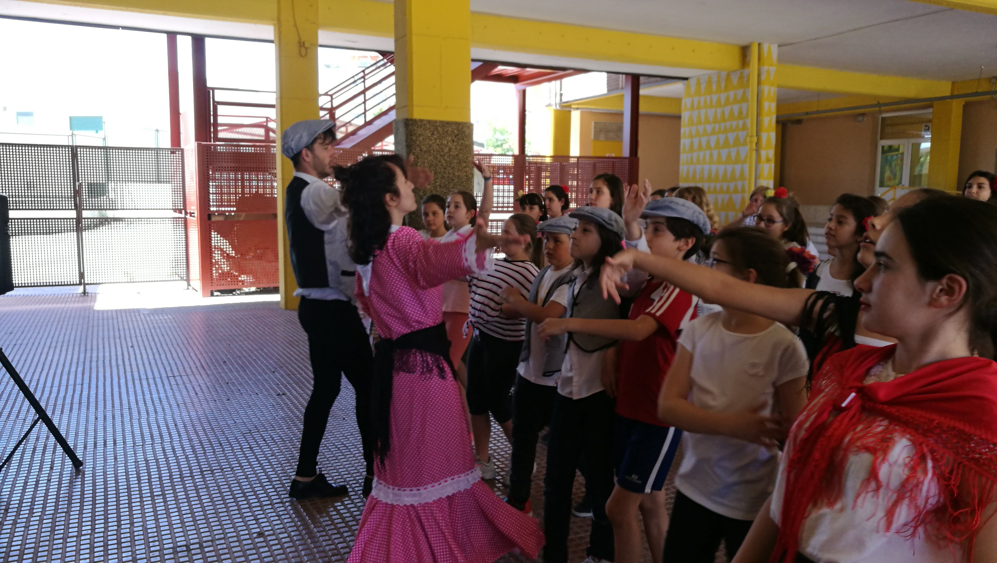 San Isidro en el Comedor 2019 9