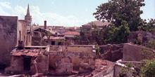 Edificios en ruinas, Mozambique