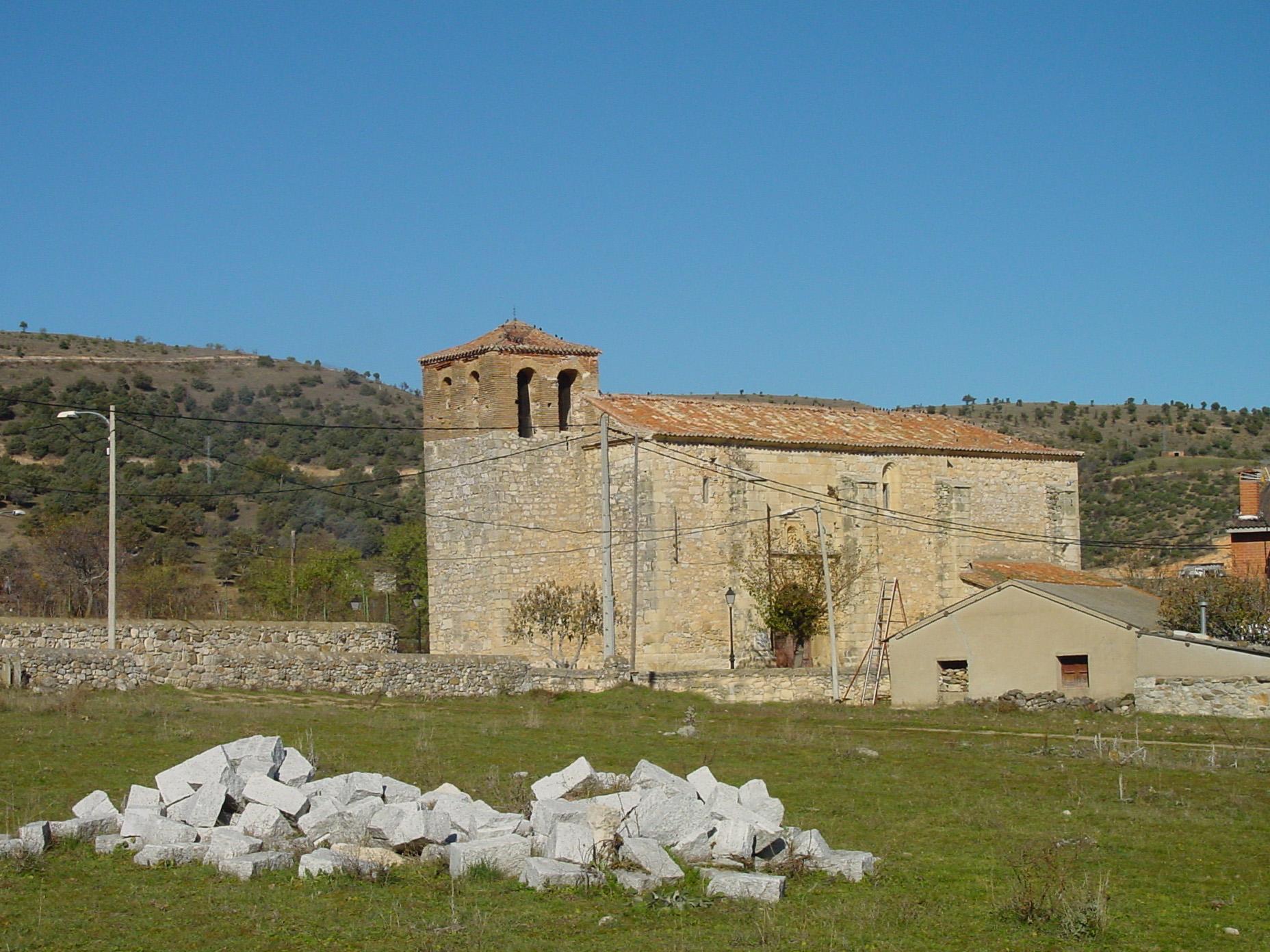 Iglesia en Redueña
