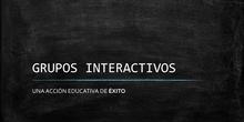 Presentación Grupos interactivos