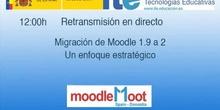 Migración de Moodle 1.9 a 2. Un enfoque estratégico
