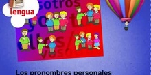 CEIP Gregorio Canella - Los pronombres personales