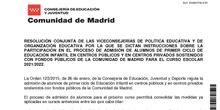 INSTRUCCIONES PROCESO ADMISIÓN 1º CICLO 2021/2022