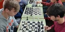 2º Torneo Ajedrez Intercentros Satafi 11