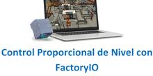 Control Proporcional de nivel con FactoryIO_Parte 1