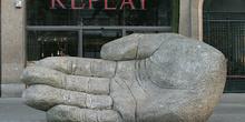 Mano del Gigante, Símbolo de Amberes, Bélgica
