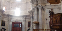 Nave de la Catedral de Cádiz, Andalucía