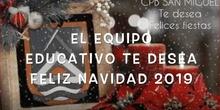 Navidad 2019 Colegio San Miguel de Pedrezuela