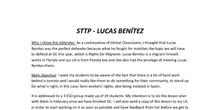 STTP Lucas Benitez