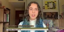COVID 19 ¿Hay que cerrar los colegios? Faut-il fermer les écoles? Las noticias con Paula H.