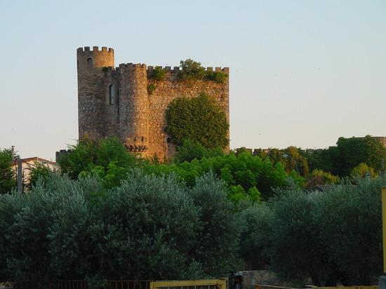 Castillo de la Coracera en San Martín de Valdeiglesias
