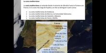 5º sociales el relieve de la península Ibérica: las costas