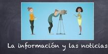 Los periodistas y la información