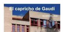 """REVISTA INCLUSIVA Nº 1 """"EL CAPRICHO DEL GAUDÍ"""""""