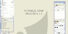 TUTORIAL GIMP Práctica 1-2