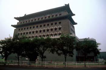 Puerta Qian Men, Pekín, China