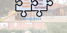 CEIP RAFAEL ALBERTI. Día del autismo