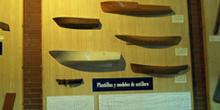Construcción de una embarcación: Plantillas y modelos de astille