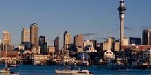 Vista de Auckland