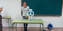 #cervanbot III: Saluda a Nao - Rockbotic (grabado por alumnos)