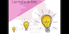SECUNDARIA 2º - LA REGLA DE TRES - MATEMÁTICAS.