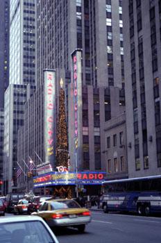 Radio City Music Hall, Nueva York, Estados Unidos