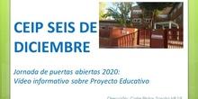 Colegio Seis de Diciembre Alcobendas  Puertas Abiertas