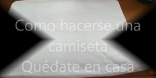CAMISETA PARA ORDENADOR