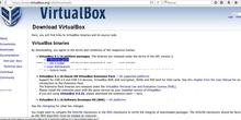 Instalación Máquina Virtual