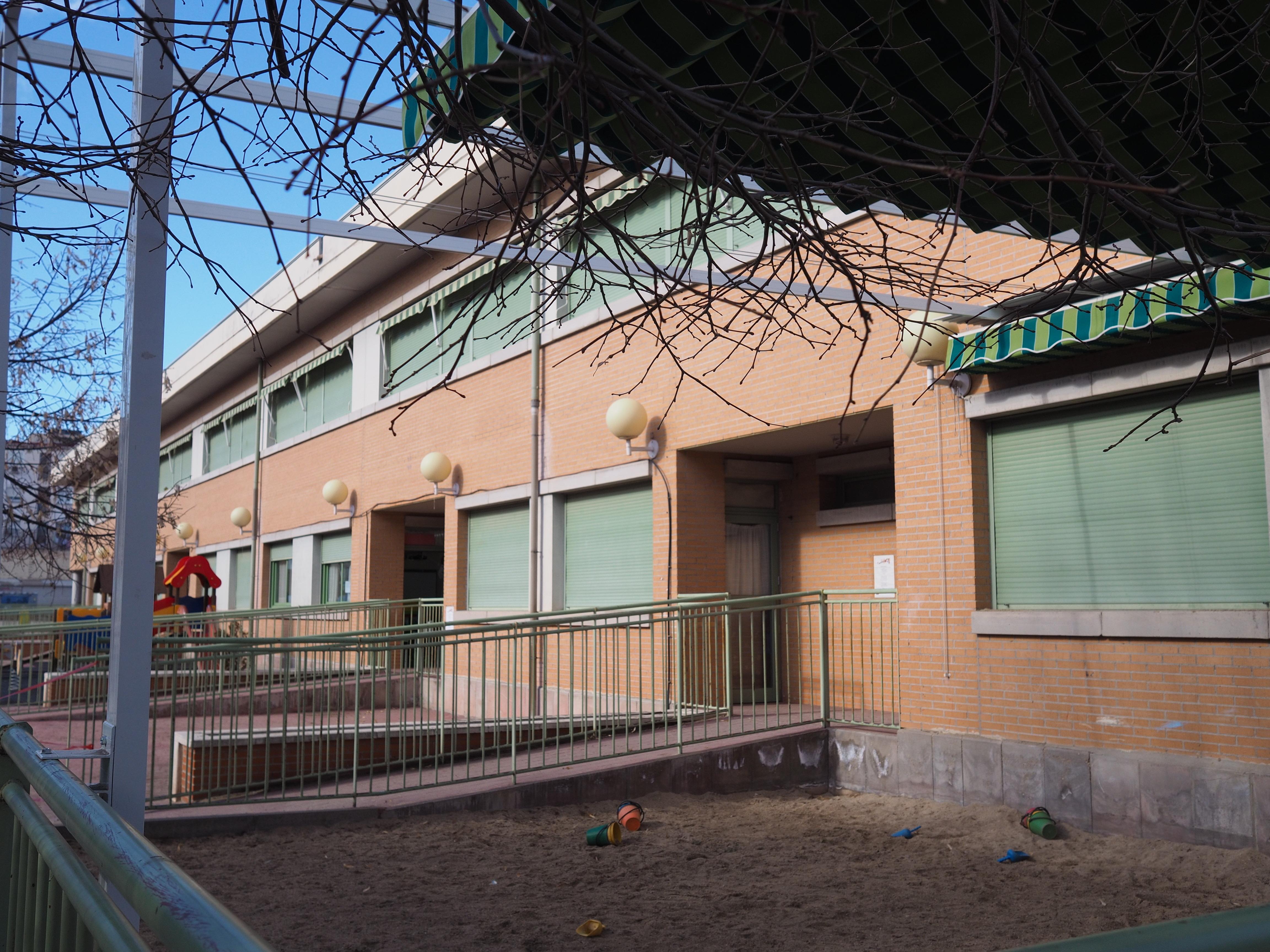 Instalaciones CEIP El Jarama 41