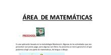 cpee severo ochoa aplicaciones matemáticas (infantil B)